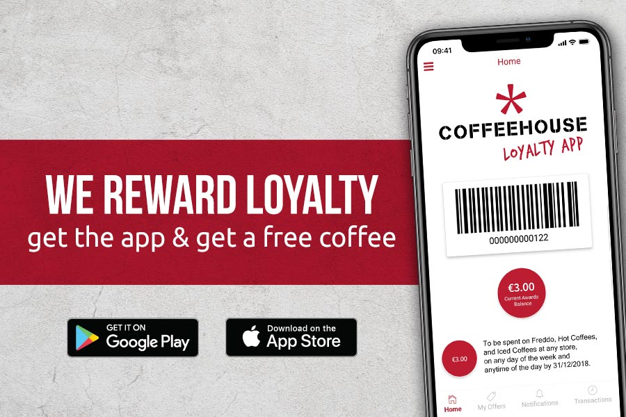 COFFEEHOUSE Loyalty App